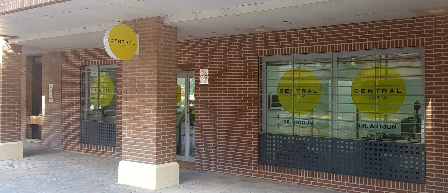 Central Ocular - Tres Cantos